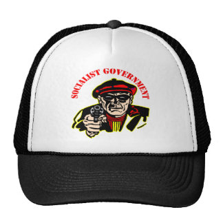 Socialist Government Is A Thief Robber Trucker Hat