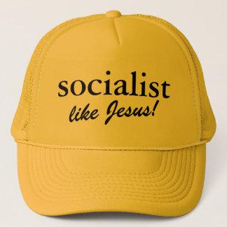 Socialist - like Jesus! Trucker Hat