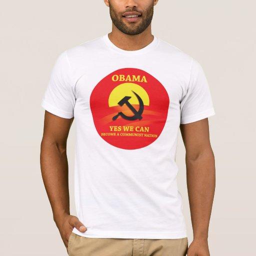 socialist_obama2 T-Shirt