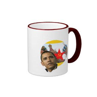 Socialist Obama Coffee Mugs