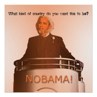 Socialist Obama Poster