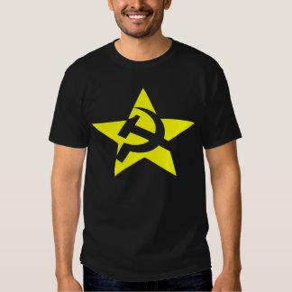SOCIALIST STAR TEE