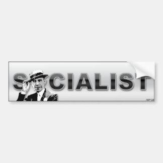 Socialista Pegatina Para Auto
