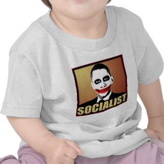 Socialista de Obama Camiseta