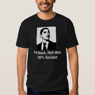 Socialista de Obama el 100% Playera