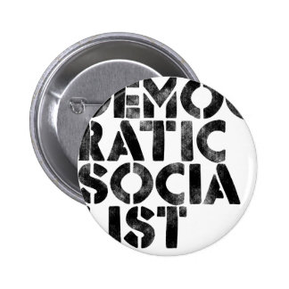 Socialista Democratic Pin