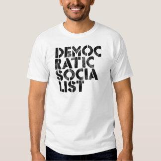 Socialista Democratic Playeras