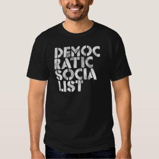 Socialista Democratic Remeras