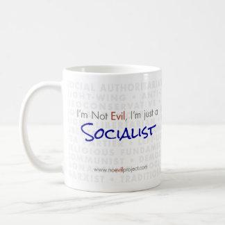 Socialista - no soy taza malvada