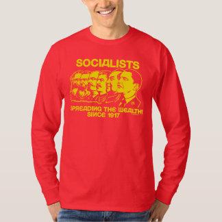Socialistas: Extensión de la riqueza Camisas