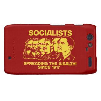 Socialistas Extensión de la riqueza Motorola Droid RAZR Funda