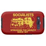 Socialistas: Extensión de la riqueza Galaxy SIII Funda