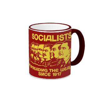 Socialistas Extensión de la taza de la riqueza