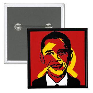 socialistobama 2 inch square button