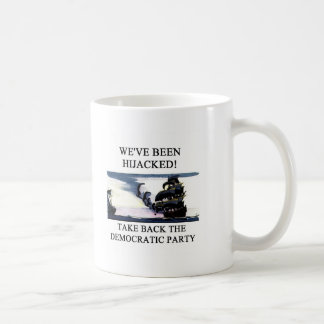 socialists have hijacked the democratic party coffee mug