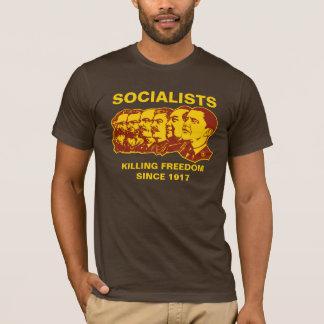 Socialists: Obammunist Customizable! T-Shirt