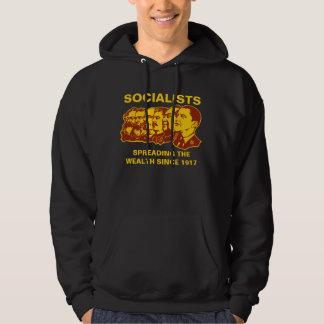 Socialists: Spreading the Wealth Customizable! Sweatshirt