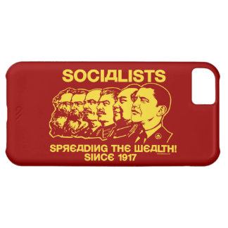 Socialists: Spreading the Wealth iPhone 5C Cover
