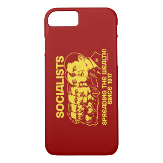 Socialists: Spreading the Wealth iPhone 7 Case