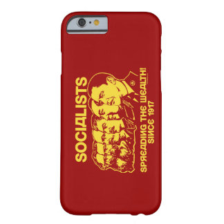 Socialists Spreading the Wealth iPhone 6 Case