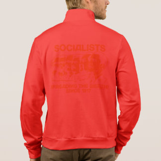 Socialists: Spreading the Wealth Printed Jacket
