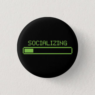 Socializing Button