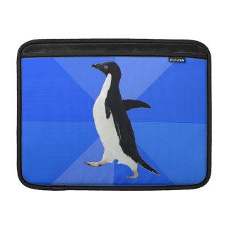 """Socially Awkward Penguin 13"""" MacBook Air Sleeve"""