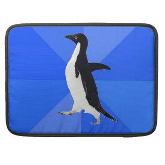 "Socially Awkward Penguin 15"" MacBook Pro Sleeve"