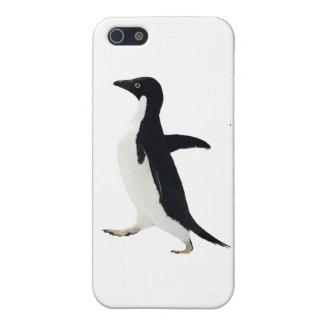 Socially Awkward Penguin iPhone SE/5/5s Case