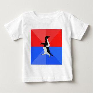 Socially Confused Penguin Advice Animal Meme Tshirt