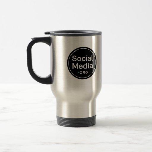 SocialMedia.org Coffee Mugs