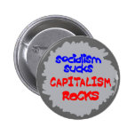 Socialsm chupa los botones pins