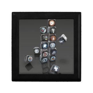 SOCIALUTION - Social Media Overload Gift Box