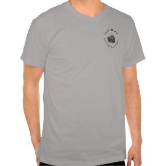Sociedad americana de la camiseta de los amantes d
