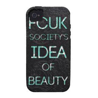 Sociedad de FCUK iPhone 4/4S Fundas