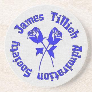 Sociedad de la admiración de James Tillich Posavasos Diseño