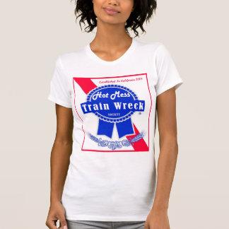 Sociedad de la Tren-Ruina Camiseta