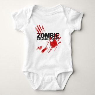 Sociedad del asesino del zombi tee shirt