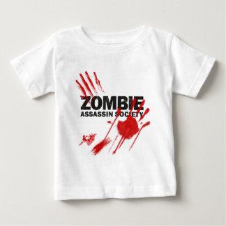Sociedad del asesino del zombi t-shirt