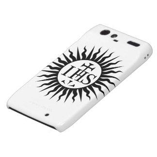 Sociedad del logotipo de Jesús (jesuitas) Motorola Droid RAZR Carcasa