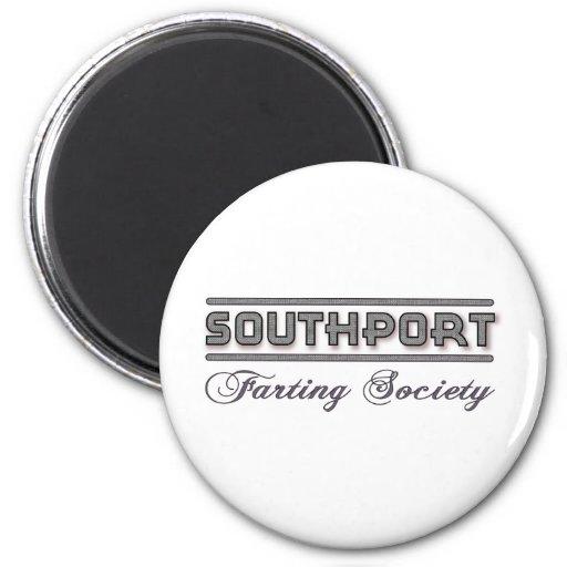 Sociedad Farting Memorobillia de Southport Iman Para Frigorífico