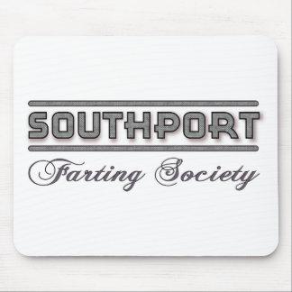 Sociedad Farting Memorobillia de Southport Tapete De Ratones