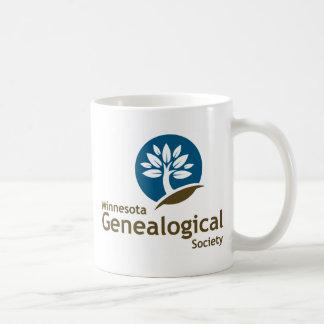 Sociedad genealógica de Minnesota Tazas De Café