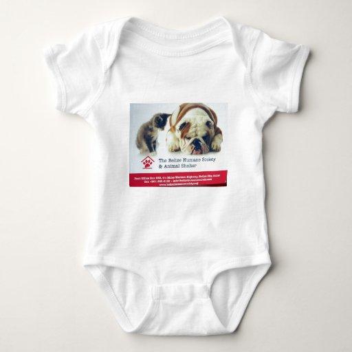 Sociedad humana de Belice Body Para Bebé