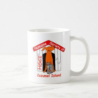 Sociedad humana de la taza de Cozumel