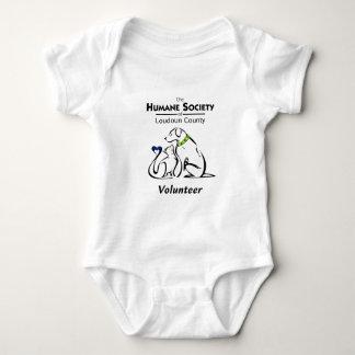 Sociedad humana de los productos del logotipo del camisetas