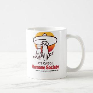 Sociedad humana del Los Cabo Taza Clásica