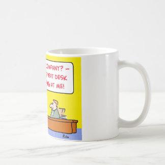 sociedad matriz taza de café