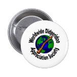 Sociedad mundial del aprecio de Didgeridoo Pins
