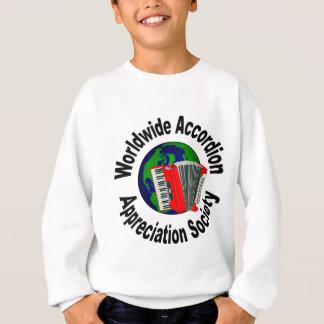 Sociedad mundial del aprecio del acordeón camisas